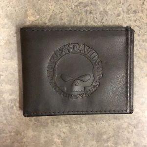 NWOT Harley Davidson wallet